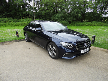 private chauffeur car uk