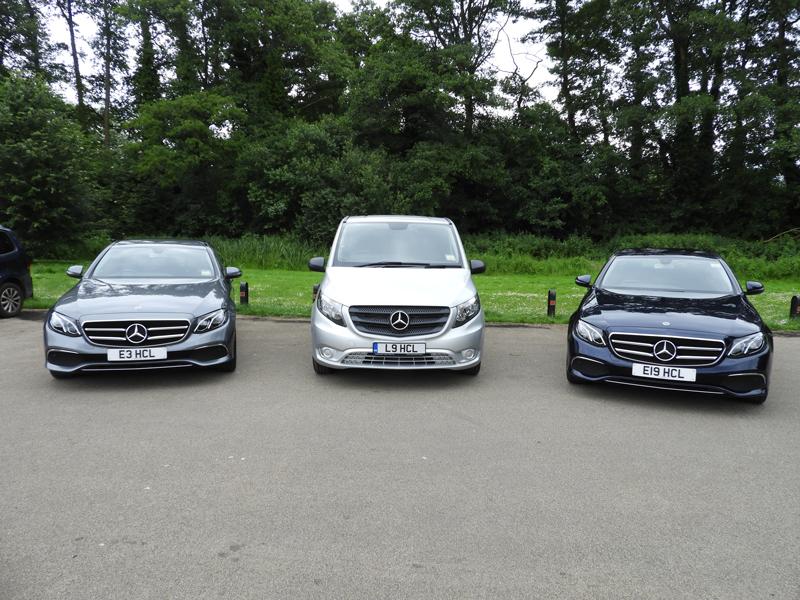 smart executive cars