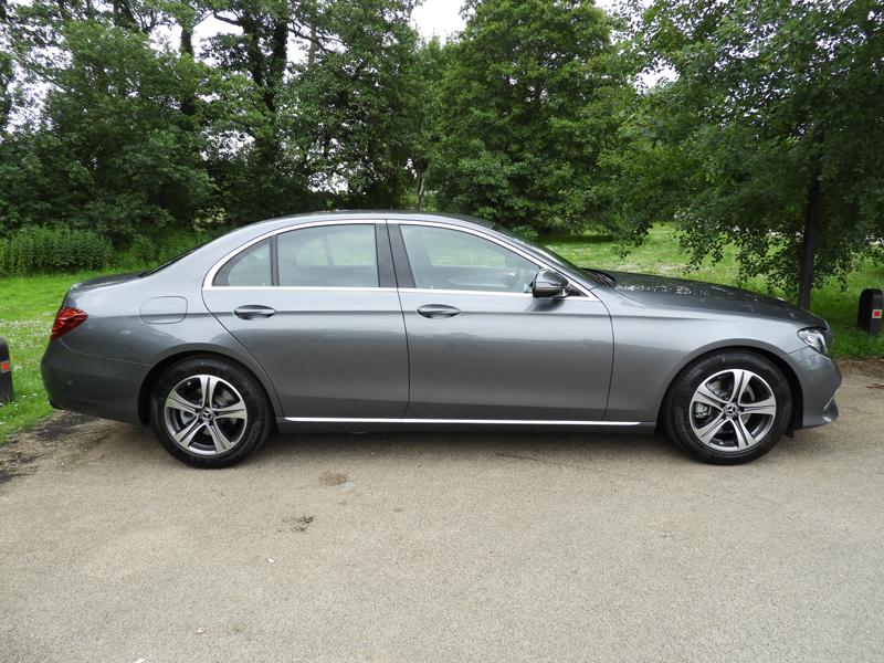 luxury car on lease