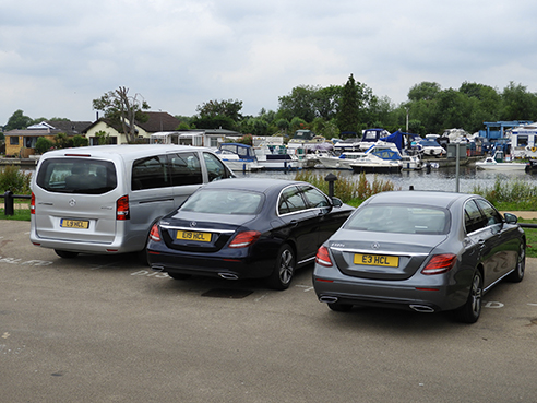 local chauffeur cars for commute