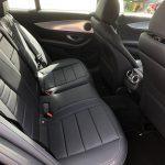 internal car view