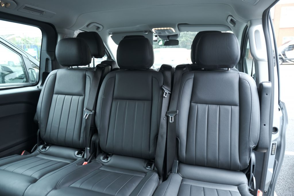 comfortable and presentable executive car