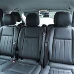 comfortable and presentable executive car